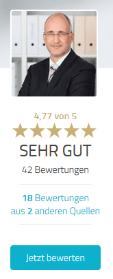 Bewertungen von Besuchern Ihres ProvenExpert-Profils erhalten