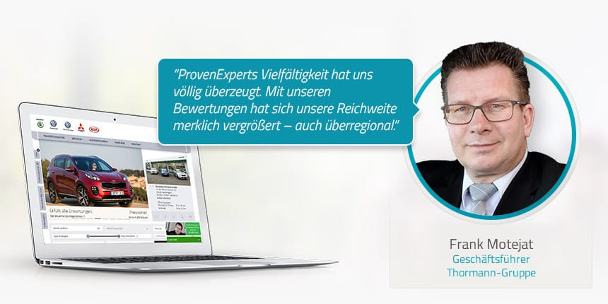 Kundeninterview mit dem Thormann-Geschäftsführer Frank Motejat