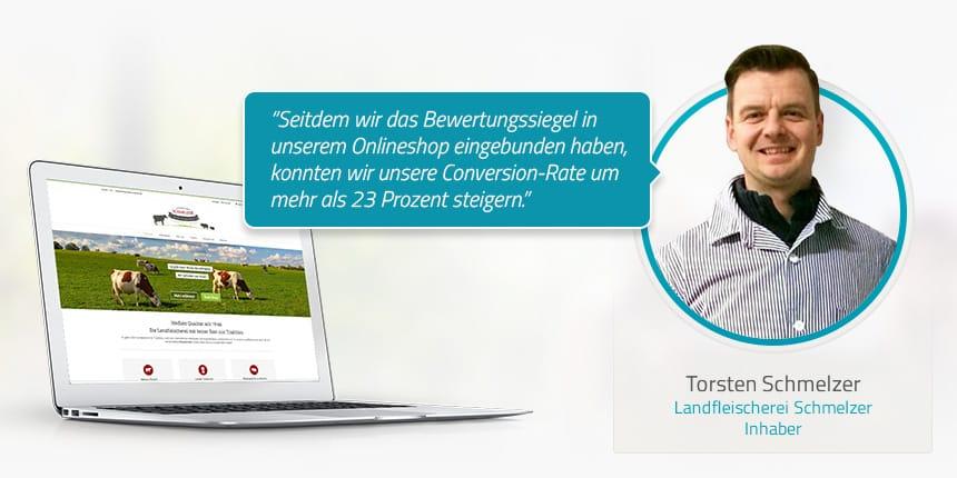 Kundenstimme von Torsten Schmelzer