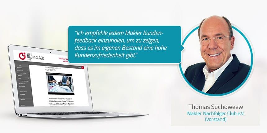 Kundeninterview mit Thomas Suchoweew