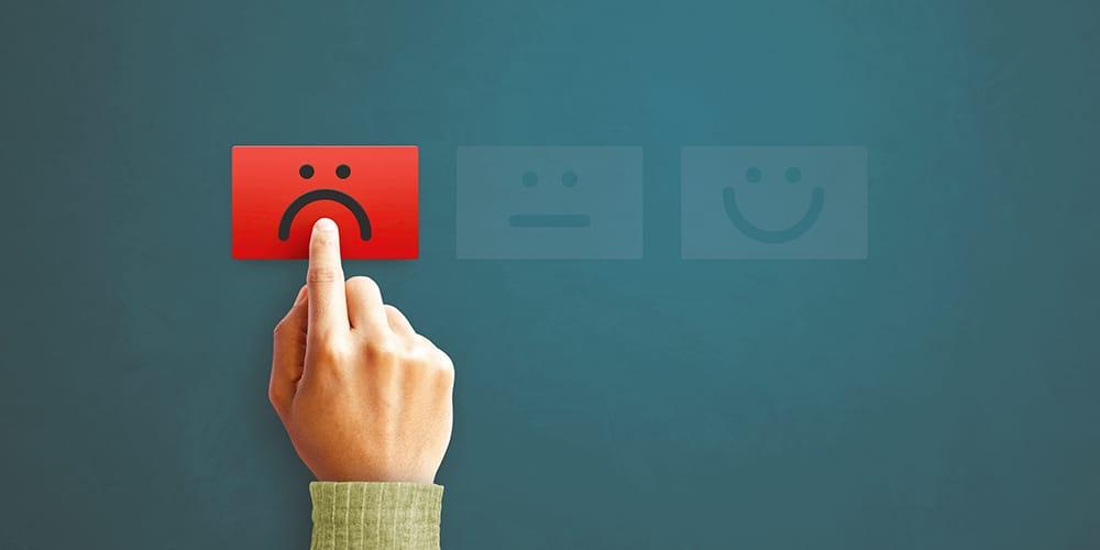 mit schlechten Bewertungen vertrauen aufbauen