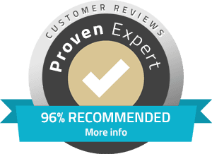 96% Recommended