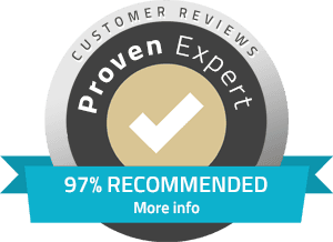 97% Recommended