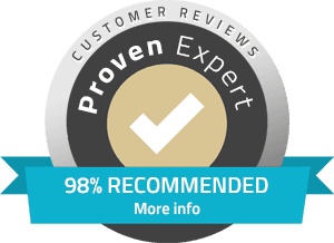 98% Recommended