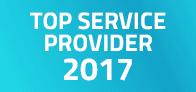 TOP SERVICE PROVIDER 2017