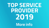 TOP SERVICE PROVIDER 2019