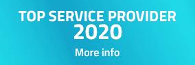 TOP SERVICE PROVIDER 2020