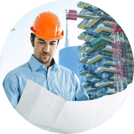 Customer survey: Construction
