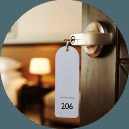 Customer survey: Hotels & Accommodation